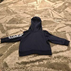 NFL Shirts & Tops - NFL - New England Patriots Toddler Zip Hoodie- 12M